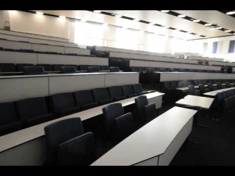 Lecture Theatre Seating at Kingston University - ARC One