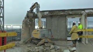La rénovation urbaine est en marche!