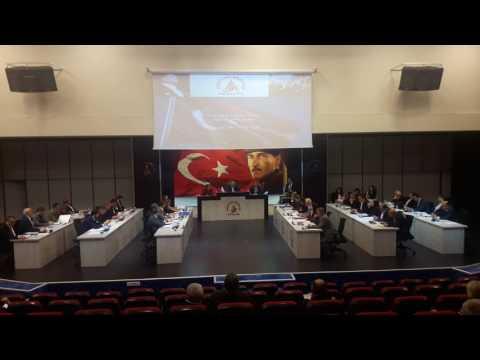 Muratpaşa Belediye Meclisi Mart ayı toplantısı yapıldı