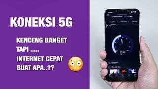 Secepat Apa Jaringan 5G dan Kapan Hadir di Indonesia? // Ngobrolin Jaringan 5G Indonesia