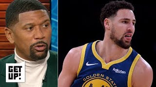 NBA film study: How Klay Thompson torched the Lakers with 10 3-pointers - Jalen Rose | Get Up!