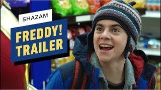 Shazam's Sidekick Freddy Narrates His Own Spinoff Trailer