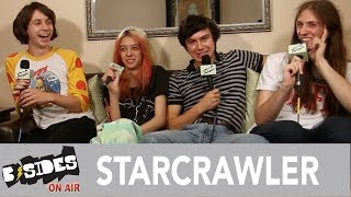 B Sides On Air: Interview   Starcrawler Talks Formation, Live Performances, Sophomore Album