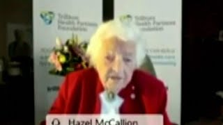 100 years young: Former Mississauga mayor Hazel McCallion celebrates centennial birthday