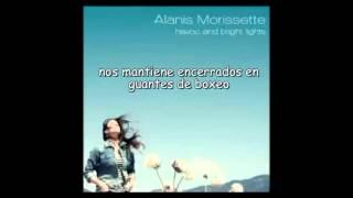 6. Lens - Alanis Morissette