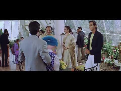 Dil hai tumhara movie scene