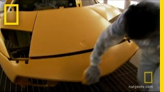 Lamborghini's Master Painters | National Geographic thumbnail