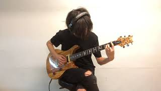 Angra - Reaching horizons / guitar cover