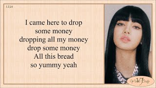 LISA - MONEY (Lyrics)