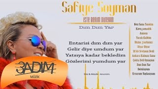 Safiye Soyman - Dım Dım Yar ( Official Lyric Video )