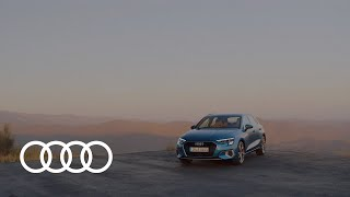 YouTube Video wYwoGaMgytM for Product Audi A3 Sportback (4th gen, Typ 8Y) by Company Audi in Industry Cars