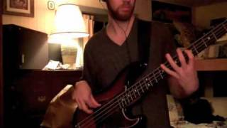 We Better Learn How to Hotwire a Uterus - The Fall of Troy bass cover