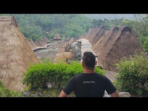 แบกเป้อินโดฯ 22/27: ระทึกพิธีกรรมโบราณ! พักกับชาวบ้าน หมู่บ้านโบราณ 950 ปี บาจาวา อินโดนีเซีย