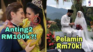 5 Perkahwinan ARTIS TERMAHAL DI Malaysia Yg Ramai Tak Tahu
