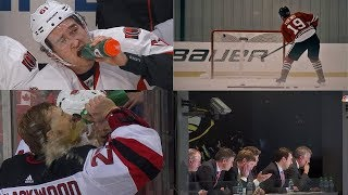 NHL: Water Bottle Moments