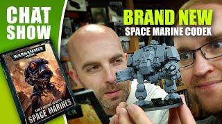 Weekender: New Space Marine Codex & Redemptor Up Close + The Future Of Wild West Exodus