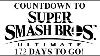 Countdown to Ultimate! Super Smash Bros. - 1P Game with Mario (172 Days To Go)