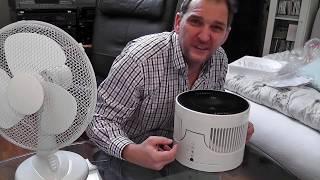 Klarstein Tischventilator - Camping Aircondition Test für Faltcaravan und Camper