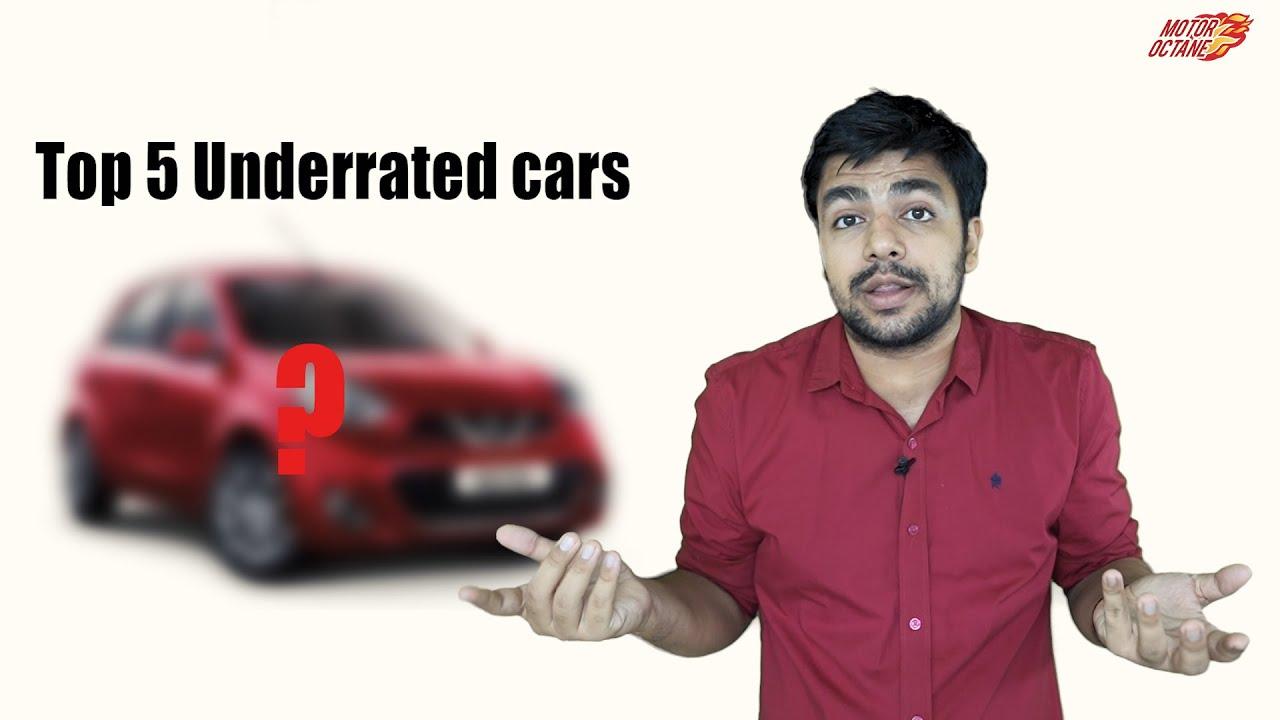 Motoroctane Youtube Video - Top 5 Underrated Cars in India | Hindi | MotorOctane