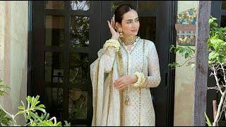 Gorgeous Sana Javed In Desi Wear
