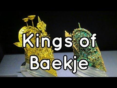 Kings of Baekje