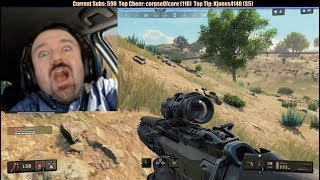 DSP Gets Stream Sniped On Call Of Duty Black OPs 4, Sammy Samosa, Bugged Bug Mechanics