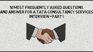 Tata Consultancy Services Interview Question Part-I  International level 
