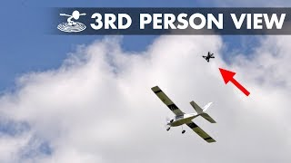 Flying a plane from a Drone! - Video Youtube
