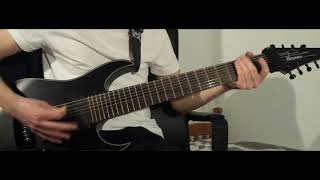 Chelsea Grin - Angels Shall Sin, Demons Shall Pray Guitar Cover - Pod HD