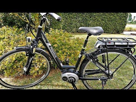 E Bike / Pedelec | Pegasus Premio E8 R mit tiefem Einstieg und Rücktritt