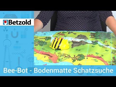 Bee-Bot Bodenmatte mit spannendem Schatzplan! | Betzold