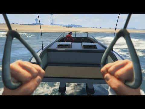 GTA V Stunts Are Even More Intense In First-Person
