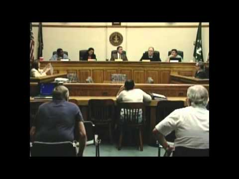 5/1/12 Board of Commissioners Regular Session