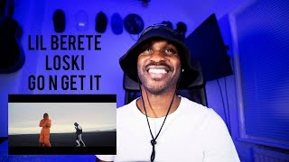 Lil Berete Ft. Loski   Go N Get It [Music Video] | GRM Daily [Reaction] | LeeToTheVI