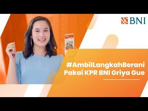 #AmbilLangkahBerani Beli Rumah Pake KPR BNI Griya Gue