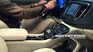 Chrysler 200 - The Engaging Sedan