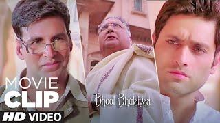 Is Mehal Me Koi Sankat Hai   Bhool Bhulaiyaa   Movie Clip   Akshay Kumar, Vidya Balan