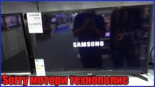 Контролираме телевизорите в технополис :D