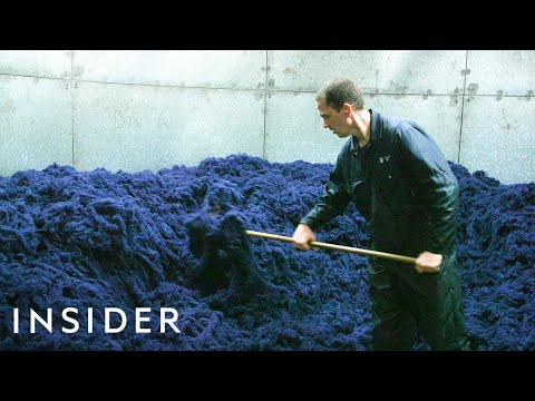 How Cashmere Wool is Made