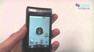 LG GT540 Optimus Review