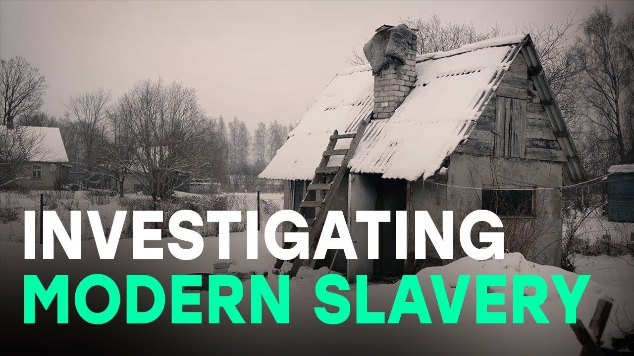 Working with police to investigate modern slavery