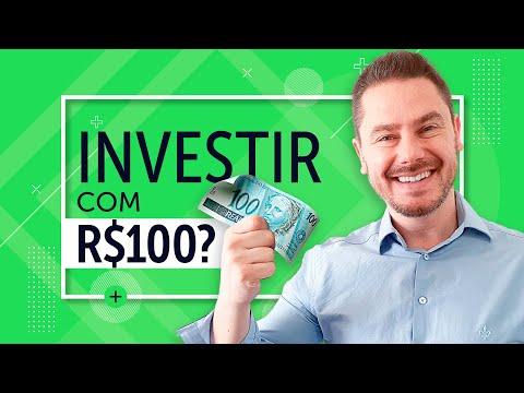Vale a pena investir com MENOS de 100 reais?