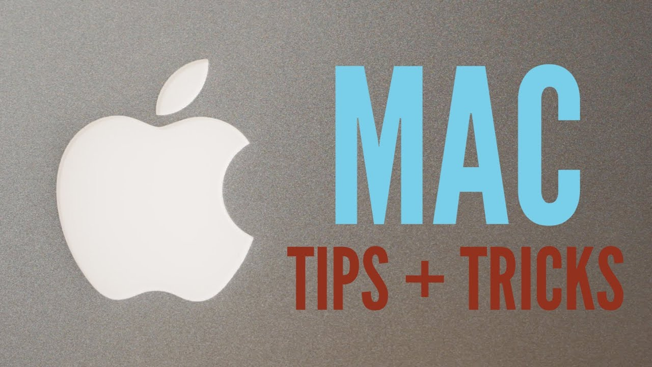 6 Essential Mac Tips thumbnail
