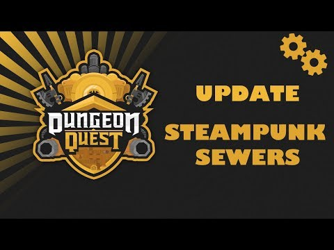 ⚙️DUNGEON QUEST ⚙️STEAMOUNK SEWERS ⚙️ MAZDA PLAY ⚙️ РОБЛОКС СТРИМ ⚙️ROBLOX LIVE ⚙️ DUNGEON UPDATE
