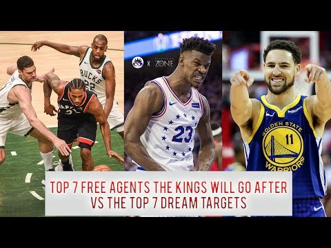 TOP SEVEN 2019 Free Agent Targets for the Sacramento Kings