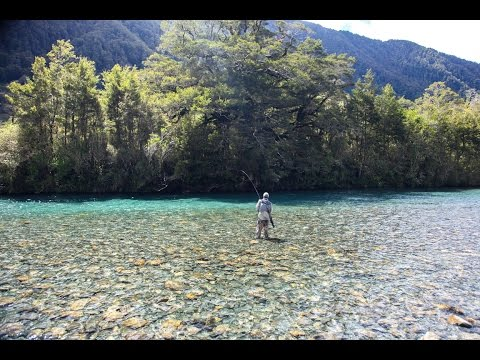 Fly Fishing in Paradise