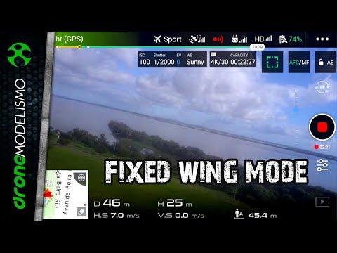 dji-mavic-voando-em-modo-avião--fixed-wing-mode