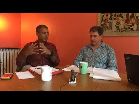 Facebook Live about Master's in Peace and Justice Leadership