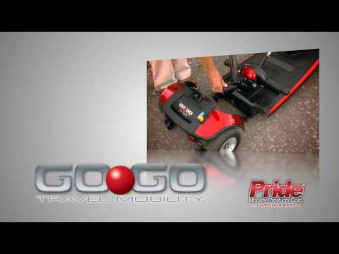 Image of Pride Mobility Products Video Overview video