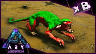 HELL HORSE TAMING IN THE PINK (Modded Ark Aberration on